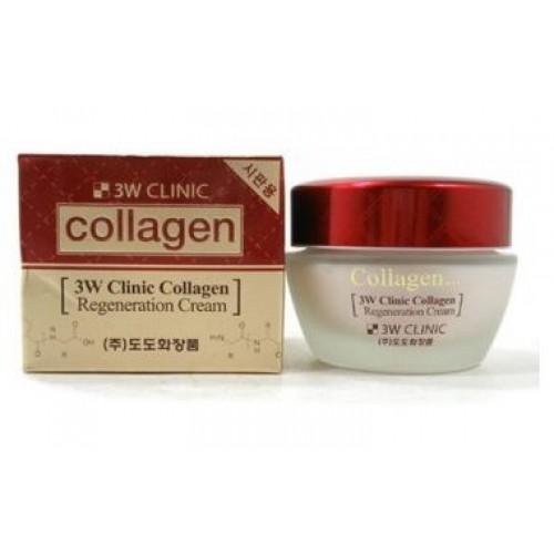 Крем для лица с коллагеном регенерирующий Collagen Regeneration Cream