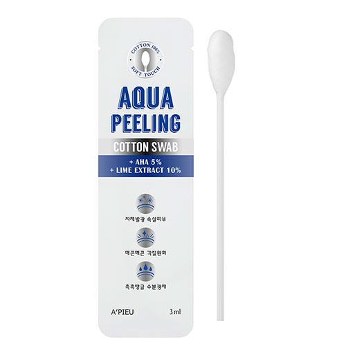 Ватная палочка для пилинга AQUA PEELING с АНА-кислотами