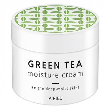 Крем для лица увлажняющий Зеленый чай