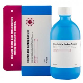 Бустер для лица c AHA и BHA-кислотами и гликолевой кислотой