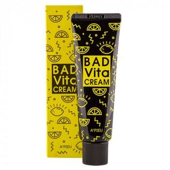 Крем для лица BAD VITA с комплексом витаминов