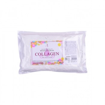 Маска альгинатная с коллагеном укрепляющая Collagen Modeling Mask