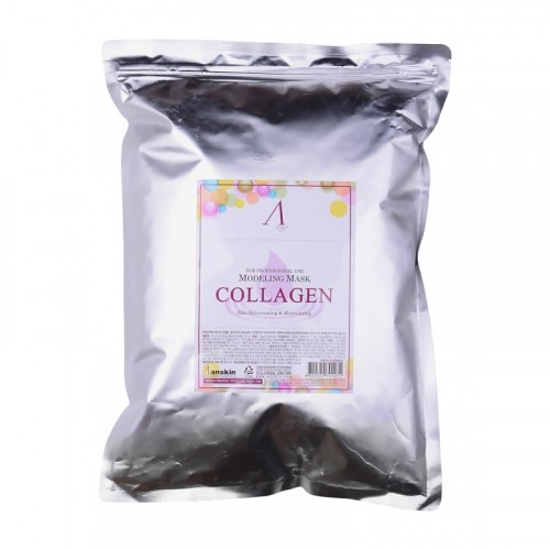 Маска альгинатная с коллагеном укрепляющая (пакет) Collagen Modeling Mask / Refill