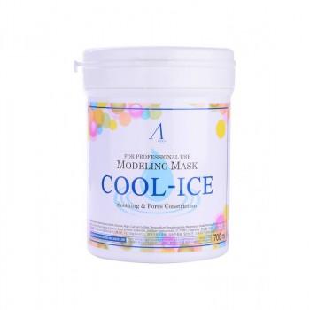Маска альгинатная с охлаждающим и успокаивающим эффектом Cool-Ice Modeling Mask
