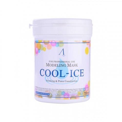 Маска альгинатная с охлаждающим и успокаивающим эффектом (банка) Cool-Ice Modeling Mask  / container