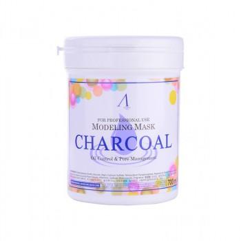 Маска альгинатная для кожи с расширенными порами Charcoal Modeling Mask