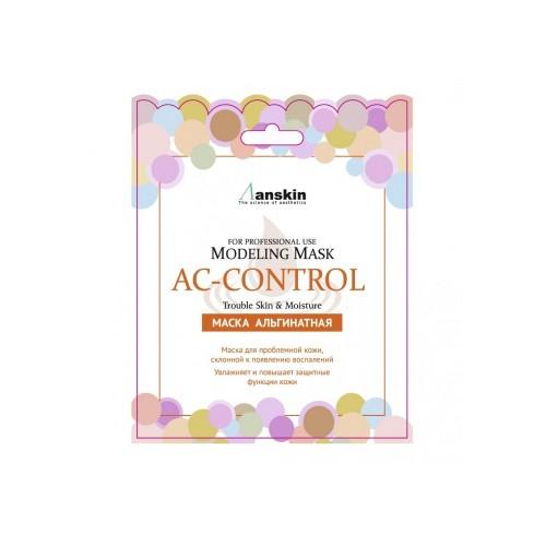 Маска альгинатная для проблемной кожи, акне (саше) AC Control Modeling Mask / Refil