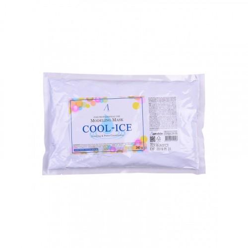 Маска альгинатная с охлаждающим и успокаивающим эффектом (пакет) Cool-Ice Modeling Mask / Refill