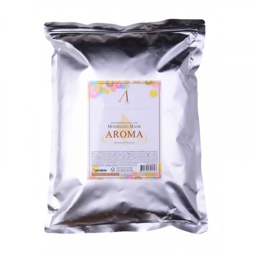 Маска альгинатная антивозрастная питательная (пакет) Aroma Modeling Mask / Refill