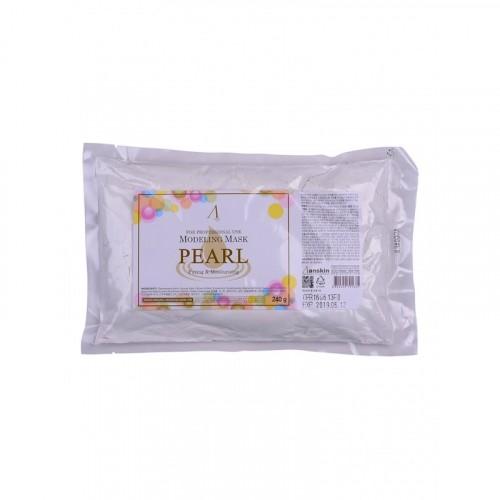 Маска альгинатная экстрактом жемчуга увлажняющая, осветляющая (пакет) Pearl Modeling Mask /Refill