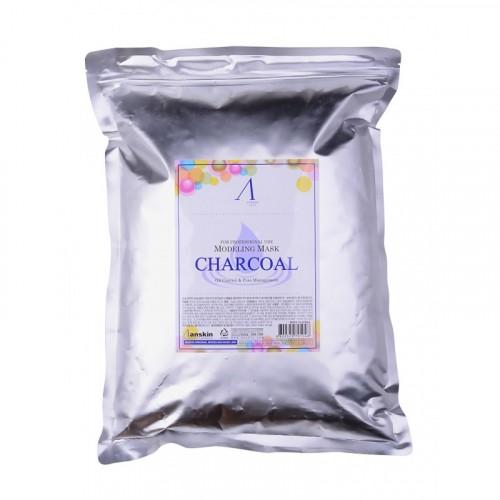 Маска альгинатная для жирной кожи с расширенными порами (пакет) Charcoal Modeling Mask / Refill