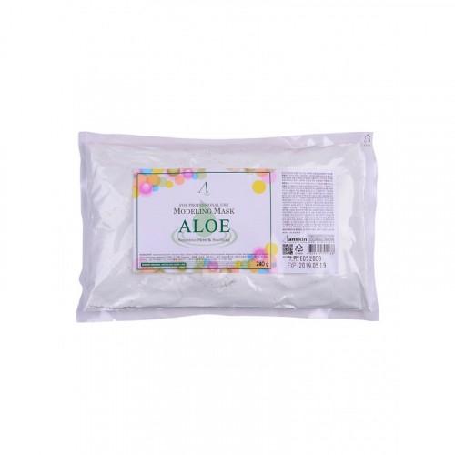 Маска альгинатная с экстрактом алоэ успокаивающая (пакет) Aloe Modeling Mask / Refill