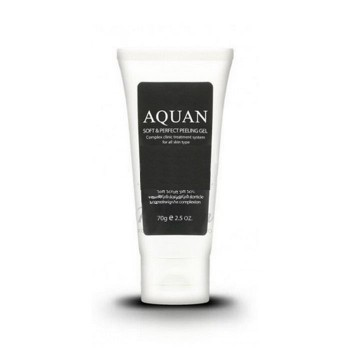 Пилинг-гель для лица Aquan Soft & Perfect Peeling Gel