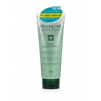 Отшелушивающий шампунь (скраб) для волос и кожи головы