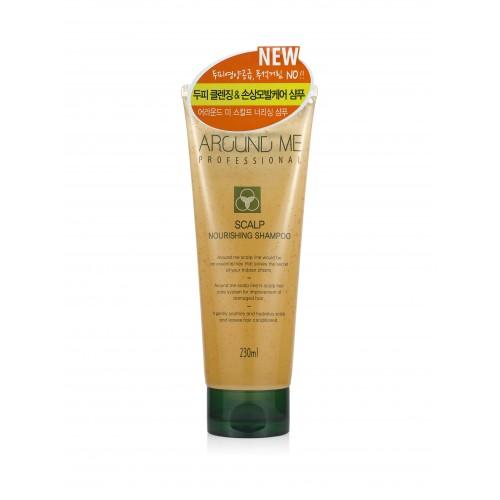 Питательный шампунь для волос и кожи головы