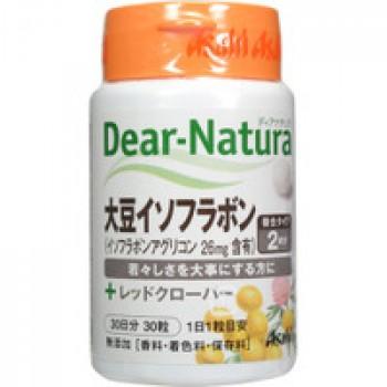 Dear Natura Изофлавоны сои и красный клевер для женского здоровья