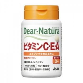 Dear Natura Комплекс сила антиоксидантов ( витамины С, Е, А)