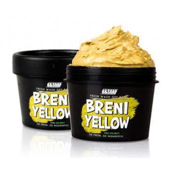 Питательная маска Breni Yellow