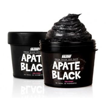Очищающая маска Apate Black