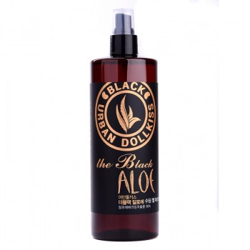 Гель-мист с 98% экстракта алоэ The Black Aloe Soothing Gel Mist