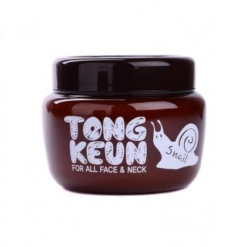 Крем с экстрактом слизи улитки Tongkeun Snail Cream