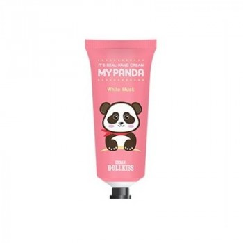 Крем для рук It's Real My Panda Hand Cream #01 WHITE MUSK