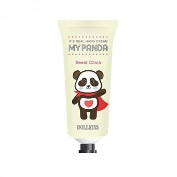 Крем для рук It's Real My Panda Hand Cream #03 SWEET CITRON