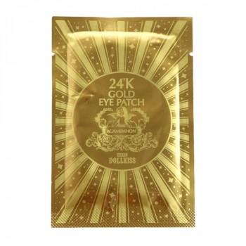 Патч для глаз гидрогелевый с 24К золотом Agamemnon 24K Gold Hydrogel Eye Patch