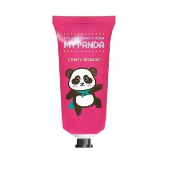 Крем для рук It's Real My Panda Hand Cream #02 CHERRY BLOSSOM