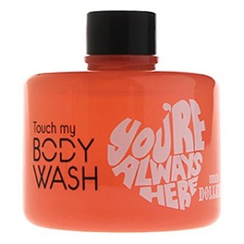 Гель для душа с экстрактом персика Touch My Body Wash (Peach)