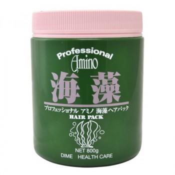 Маска для поврежденных волос с аминокислотами морских водорослей