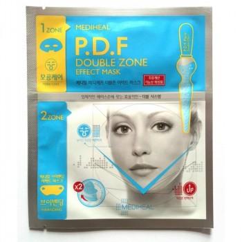 Маска для проблемной кожи лица (c P.D.F., для молодой кожи), двухзональная
