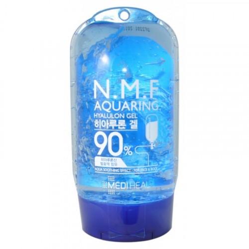 Увлажняющий гель для лица и тела с NMF