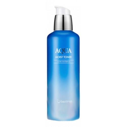 Тонер для лица увлажняющий Aqua Moist Toner