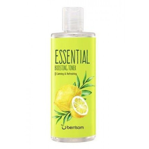 Тоник для лица Essential Boosting Toner - TeeTree & Lemon