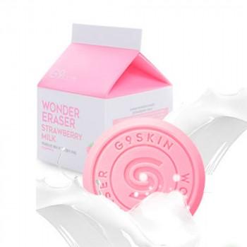 Мыло для умывания Wonder Eraser Strawberry Milk