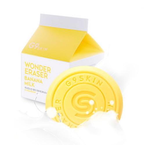 Мыло для умывания Wonder Eraser Banana Milk