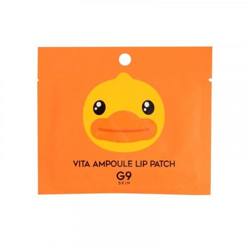 Патчи для губ B.DUCK Vita Ampoule Lip Patch