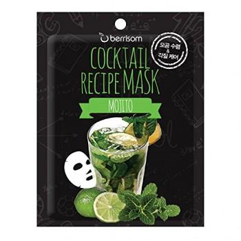 Маска для лица Cocktail Recipe Mask - Mojito