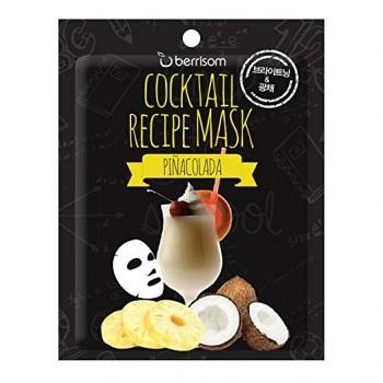 Маска для лица Cocktail Recipe Mask - Pina Colada