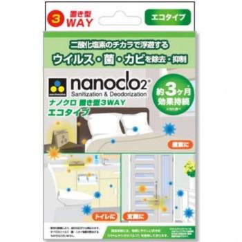 Блокатор вирусов Nanoclo2 для помещений