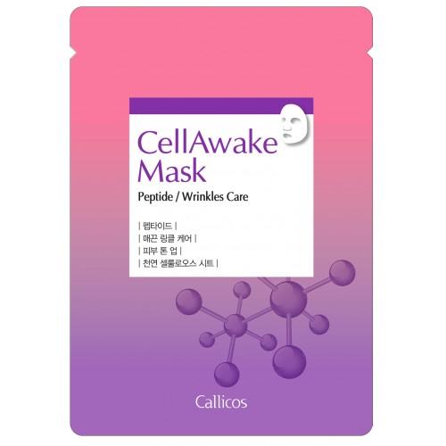 Маска для лица CellAwake с пептидами против морщин