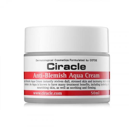 Крем для лица увлажняющий Ciracle Anti Blemish Aqua Cream
