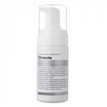 Пенка для чувствительной кожи Ciracle Mild Bubble Cleanser