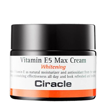 Крем Витамин Е5 для лица осветляющий Vitamin E5 Max Cream