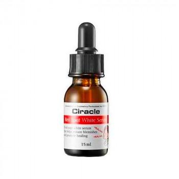 Сыворотка для лица осветляющая Ciracle Red Spot White Serum