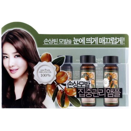 Набор ампул для волос с аргановым маслом Confume Argan Treatment Hair Ampoule