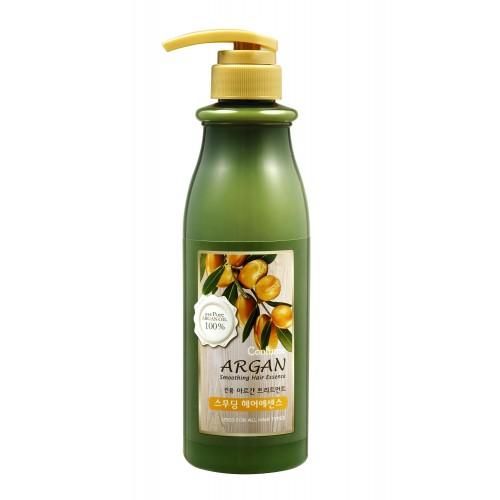 Эссенция для волос с аргановым маслом Confume Argan Treatment  Smoothing Hair Essence