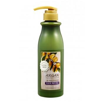 Сыворотка для волос с аргановым маслом Confume Argan Treatment  Aqua Hair Serum