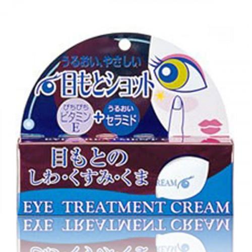 Крем для ухода за кожей вокруг глаз с витамином Е и церамидами